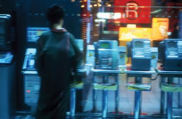 telephone,tokyo