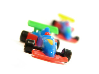f1 cars toy