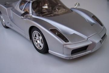 a model car