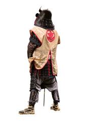 japanese warrior isolation