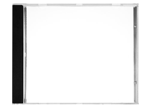 disc labeling – blank disc cover w/ path (front)