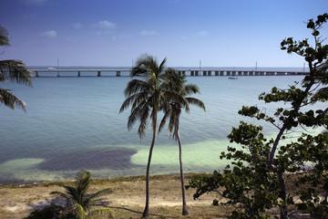 the bahia honda beach
