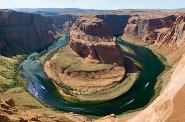 horseshoe bent on colorado river