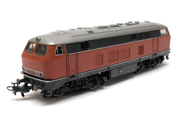 wagon model (side view)