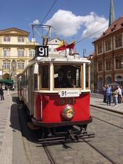 historical tram