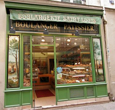 bäckerei in paris