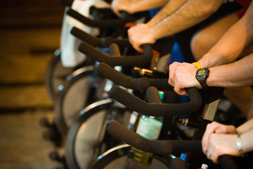 in the gym - active lifestyle 2
