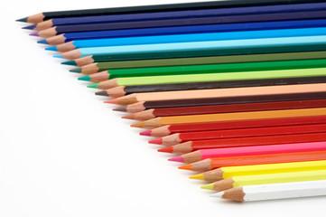 pencils of colors