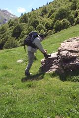 préparation à la randonnée