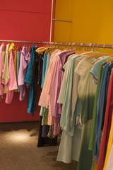 fashion, color, dresses