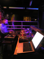 electric dj party