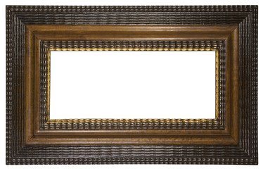 picture frame brown (path included)