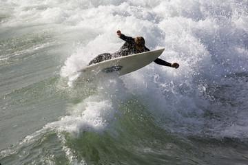 surfer stretch