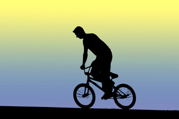 cycling, concept