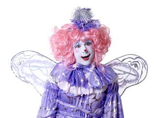 fairy clown