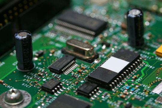 electronic components  #1, dof