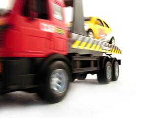 fast rescue truck