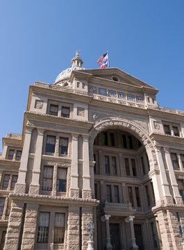 capitol of texas entrance