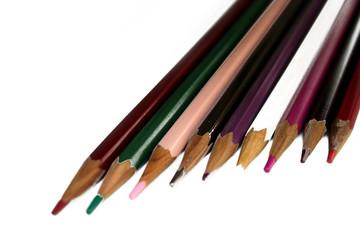 colored pencils - art