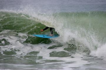 surfer dans le tube 3