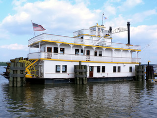 riverboat - docked
