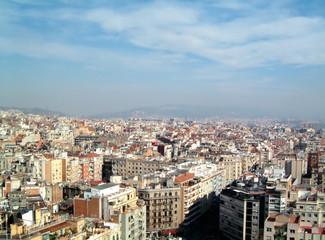 barcelona skyline 2