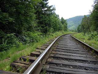 carpathian railroad