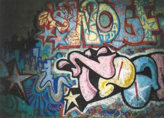 stephan zissler, graffiti