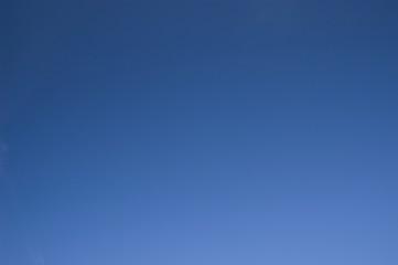 clean sky backdrop
