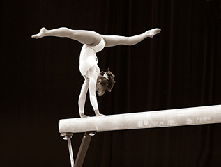 gymnast - 2