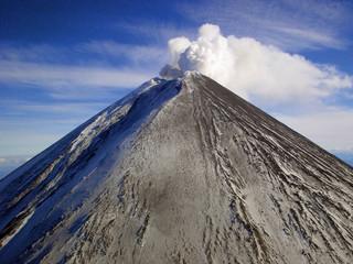 Photo sur Aluminium Volcan kluchevskoj volcano