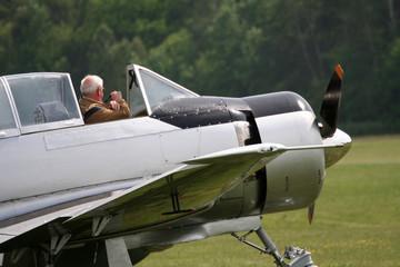 classic plane