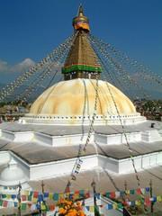 stupa in nepal 1