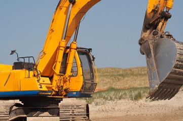 digger landscape