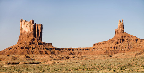 monument valley panorama 2