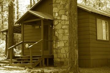 rustic cabin 3
