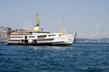 ferry istanbul