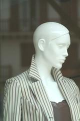 mannequin de vitrine