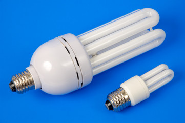 energy-saving fluorescent lamps