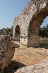 vieil aqueduc romain
