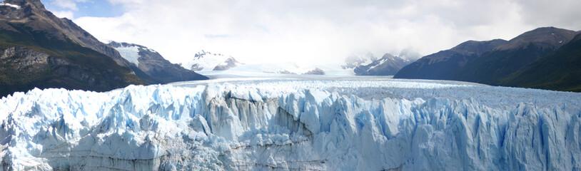 glacier perito moreno en argentine (patagonie)