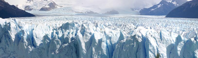 Poster Glaciers glacier perito moreno en argentine (patagonie)