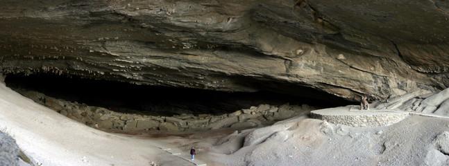 grotte du milodon - torres del paine