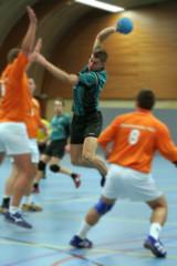 handball action