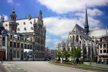 leuven  city belgium