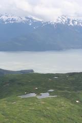 mountian pond