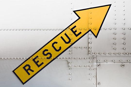 rescue arrow