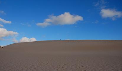 zwei zwerge in der wüste
