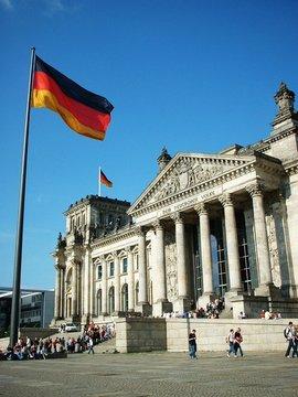 deutscher bundestag, berlin