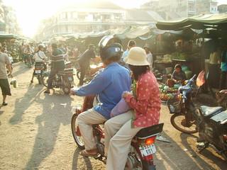marche , cambodge